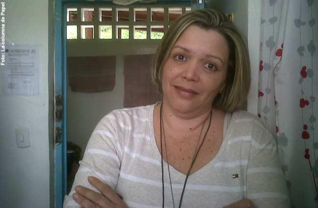 El Ministerio de Servicios Penitenciarios explicó que la jueza Afiuni era visitada diariamente por un Fiscal, que firmaba un acta para verificar que se encontraba en perfectas condiciones.