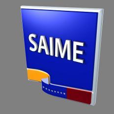 Logo SAIME 3-D