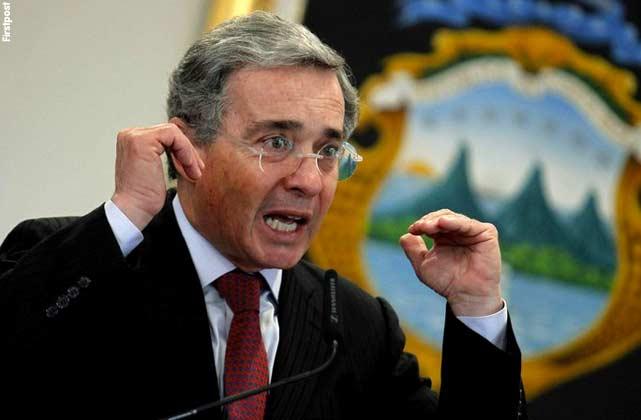 Uribe...Arrecho