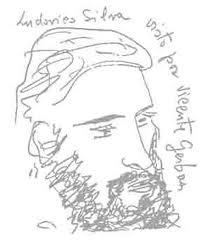 Ludovico Silva caricatura