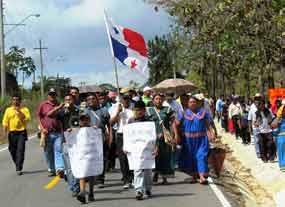 PANAMA PROTESTAS