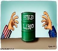 saqueo a libia