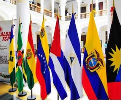 alba banderas