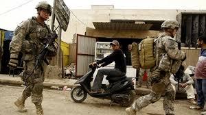 soldados grindos en irak