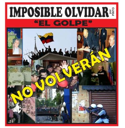 IMPOSIBLE ELGOLPE