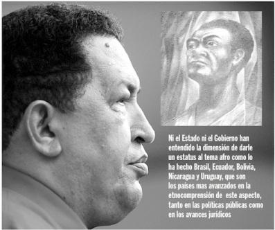 Chávez y José Leonardo