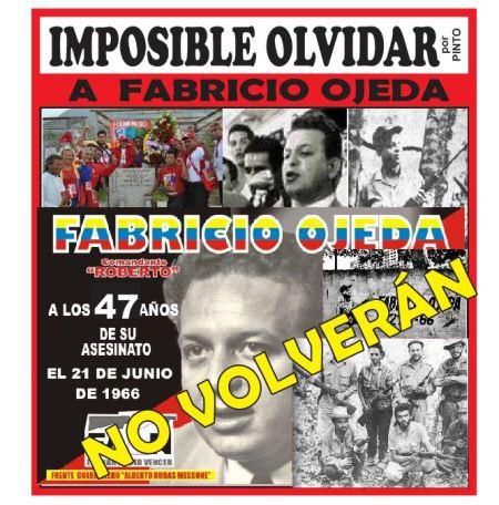 IMPOSIBLE OLVIDAE FABRICIO OJEDA