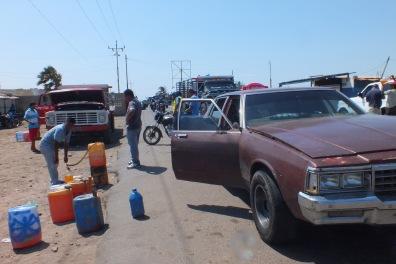 Frontera Colombia Venezuela Foto: Ollantay Itzamná