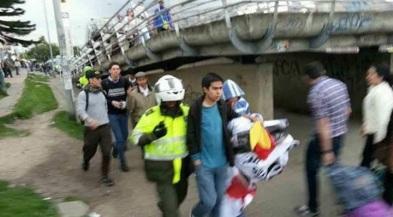 Policía colombiana entrega al SEBIN de Venezuela al joven expulsado