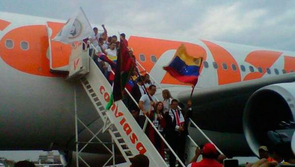 En total, Venezuela becó a mil palestinos para estudiar medicina. (Foto: Fundayacucho)