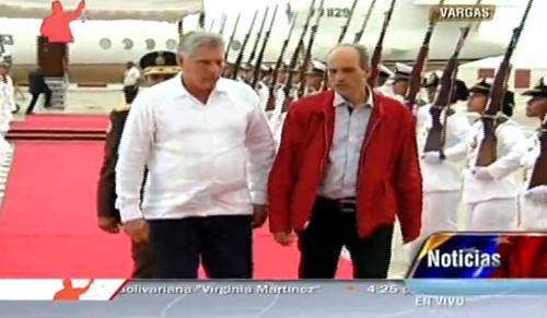 delegacion cubana