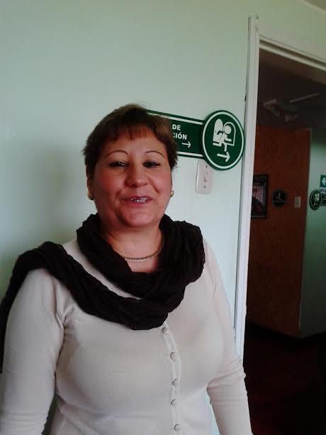 Dra. Blanca Lozano, directora CDC San Blas.