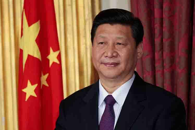 Xi Jinpingm, presidente de China