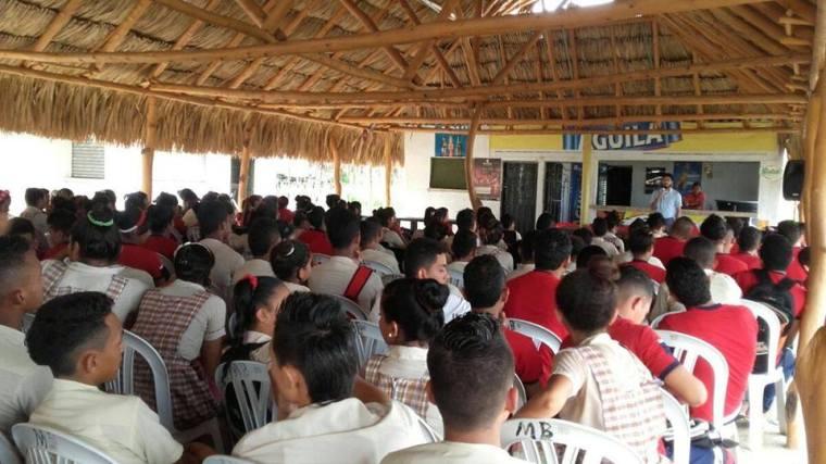 Asamblea de campesinos Asoagro